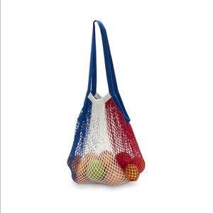 🇫🇷 Farmer's Market Fresh Produce Shopping Bag